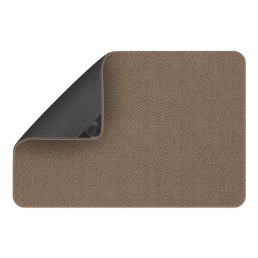 Attachable Rug for Stair Landings Camel Tan
