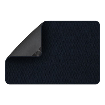 Attachable Rug for Stair Landings Navy Blue