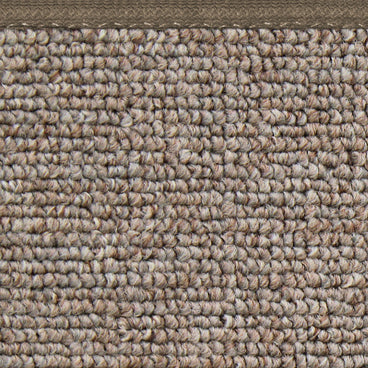 Attachable Rug for Stair Landings Pebble Beige