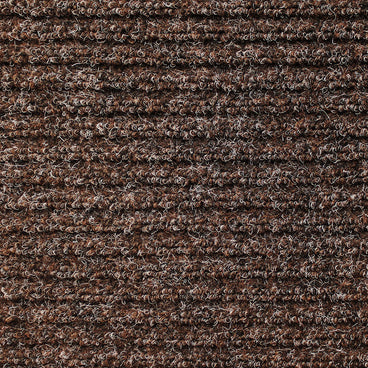 Skid-Resistant Heavy-Duty Carpet Runner Tuscan Brown