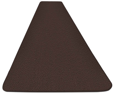 Outdoor Carpet Runner Dark Brown