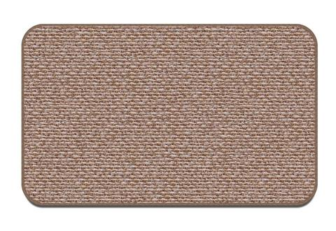 Skid-Resistant Area Rug Praline Brown