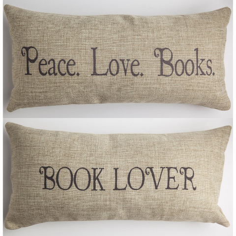 Book Lover Tweed
