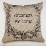 Evelyn Hope Collection Deamers Pillow