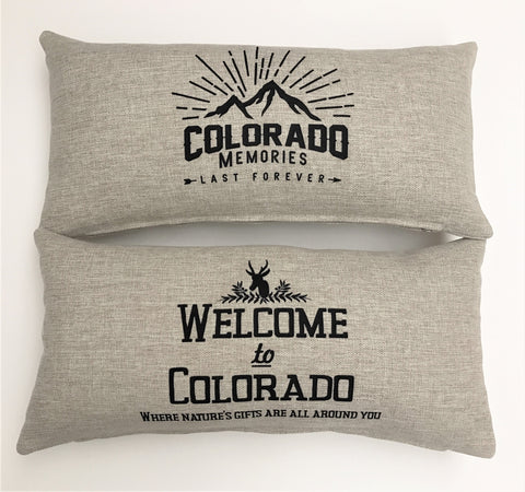 Colorado Indoor-Outdoor Pillow
