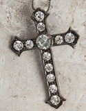Evelyn Hope Collection Cross Pin