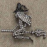 Evelyn Hope Collection Witch pin