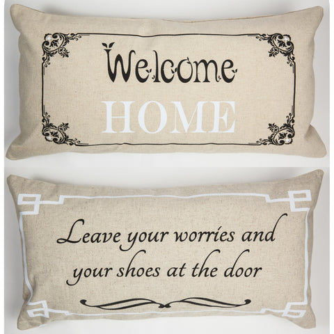 Evelyn Hope Home Linen Pillow