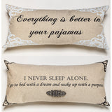 Evely Hope Purpose Pillow