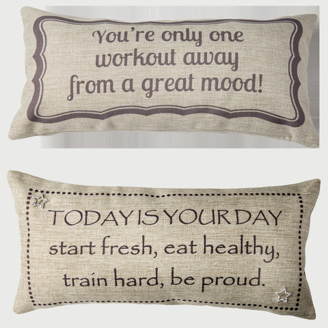 Evely Hope Workout Pillow