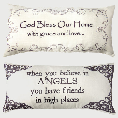 Evely Hope Grace Pillow