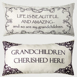 Evely Hope Grandparents Pillow