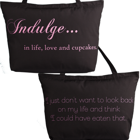 Evelyn Hope Cupcakes Tote Bag