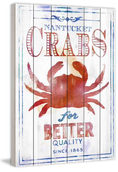 Nantucket Crabs