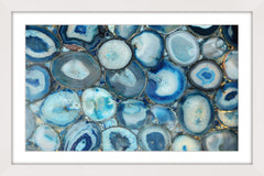 Blue Geode Bunch