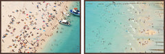 Beaches Diptych