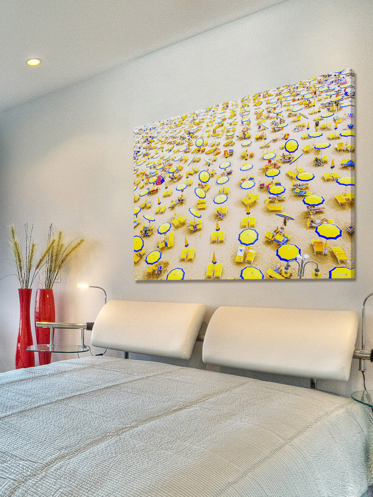 Contemporary Umbrella Wall Art Composition - Wall Art Collections ...