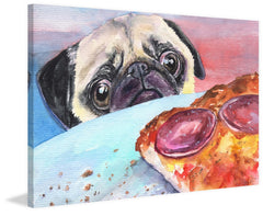 Pug and Pizza