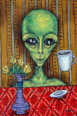 Alien Coffee