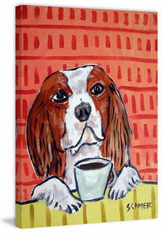 King Charles Cavalier Coffee
