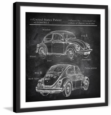 VW Beetle Design