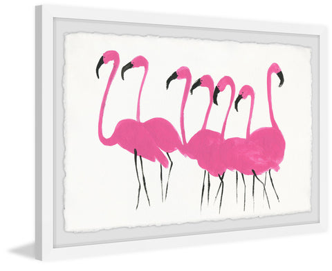 Pink Flamingo Lead