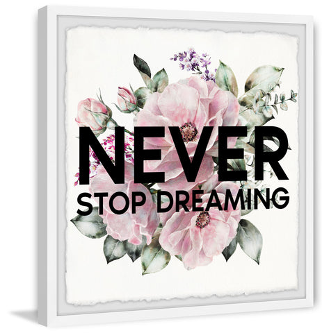 Never Stop Dreaming III