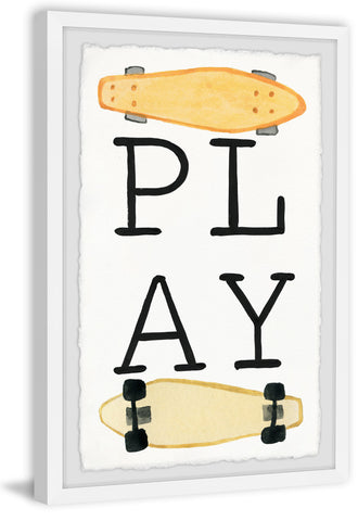 Skateboard Play II