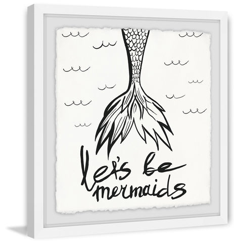 Let's Be Mermaids II