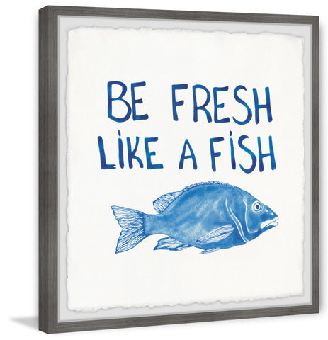 Be Fresh like a Fish II