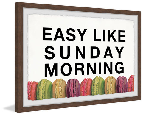 Easy like Sunday Morning VII