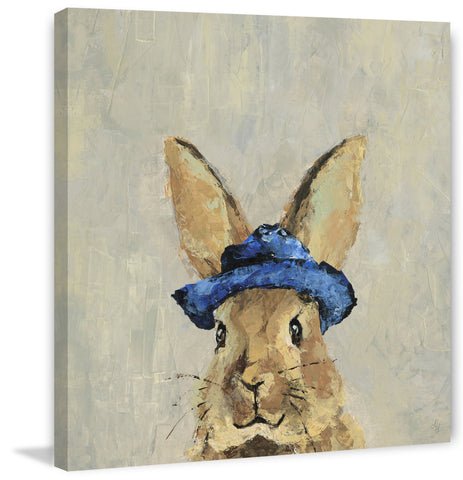 Blue Hat Rabbit
