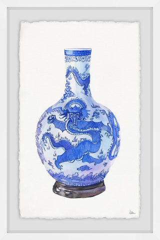 Big Dragon Vase