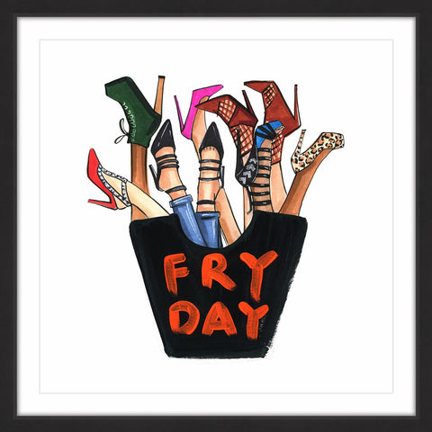 Fry Day Shoes