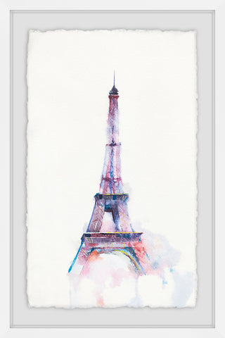 Majestic Eiffel Tower