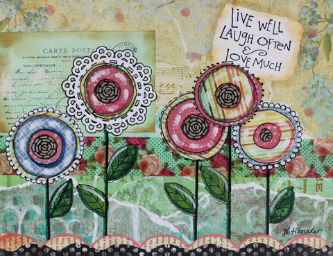 Live Well Flowers