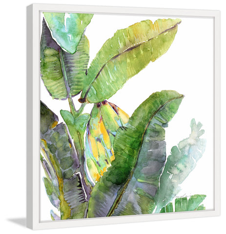 Banana Leaves One