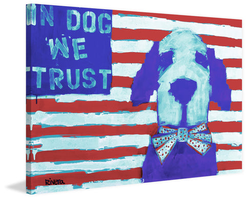 Funky in Dog We Trust