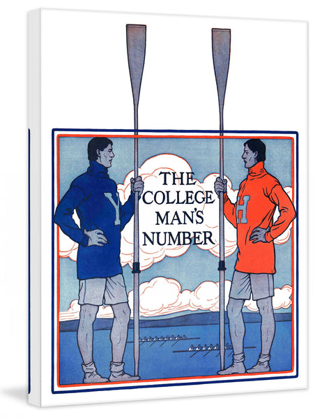 College Man's Number, 1902