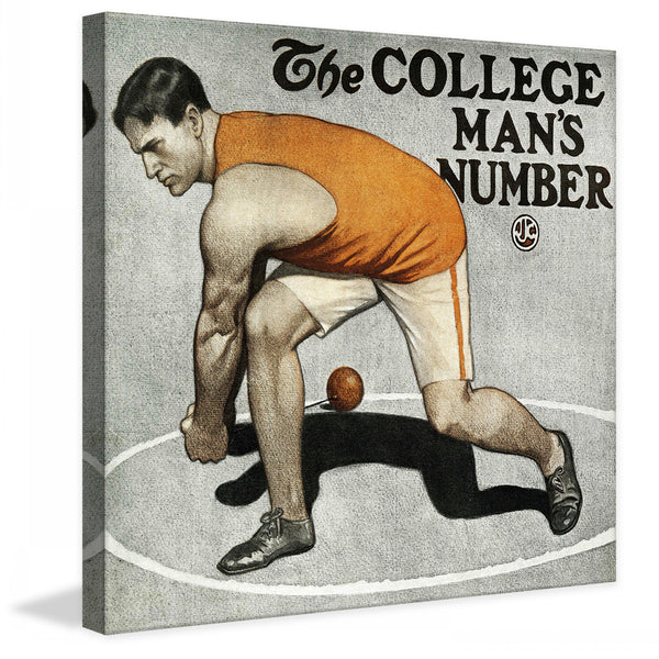 College Man's Number, 1904