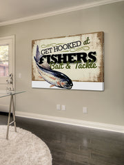 Get Hooked at Fishers