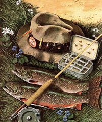 Fishing Still Life