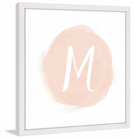 Watercolor Monogram