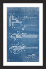 Hair Clipper 1919 Blueprint