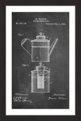Percolator 1894 Chalk