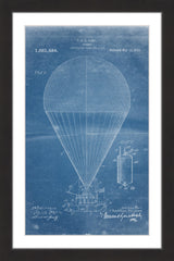 Airship 1913 Blueprint