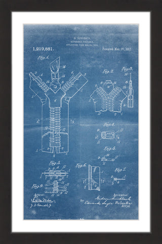 Zipper 1917 Blueprint
