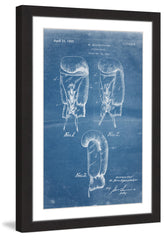 Boxing Gloves 1923 Blueprint