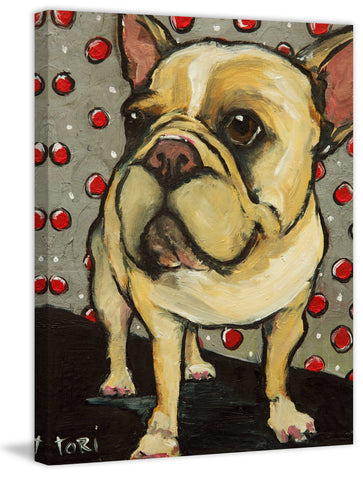 Frenchie Gift Wrap