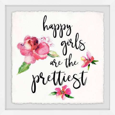 Happy Girls Are the Prettiest II